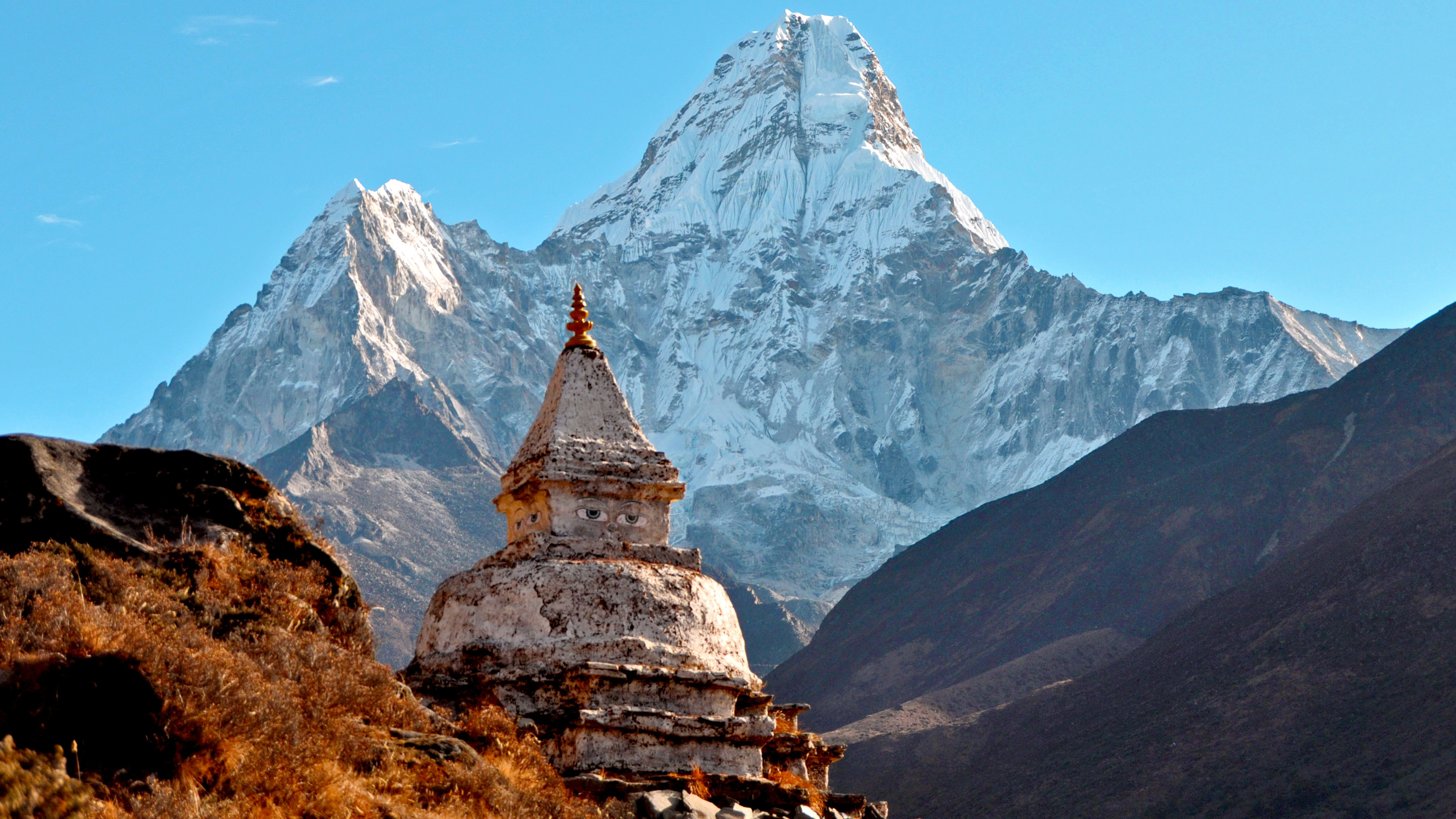 Ama Dablam One Of The Most Beautiful Peak In The World Amazing